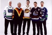 Canucks past and present