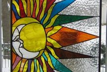 Stained glass / by Karen Pabst
