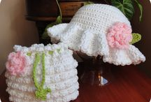crochet and knitting / by Deborah Lingenfelter-Kelly