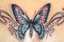 Kelebeğimsin
