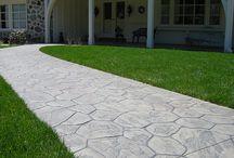 Residential Concrete / Residential concrete projects