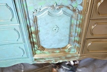 Paint Furniture & Things / Chalk painting goods for use in thome