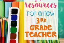 Third Grade / A collection of ideas and resources for teaching 3rd grade