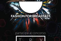 """Vinci Fashion For Breakfast / """"Try Your Mood S/S18"""" è il nuovo concorso nato dalla collaborazione con istituti di moda italiani di fama internazionale.  Il progetto è rivolto a tutti gli studenti, i quali proporranno la propria interpretazione della stagione S/S 18 in forma di moodboard.  Il premio? L'abbonamento annuale a Fashion For Breakfast ! Info sul regolamento concorsi@fashionforbreakfast.it"""