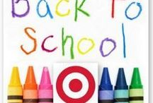 Back to School Deals and Tips / by Devon Weaver (Mama Cheaps)