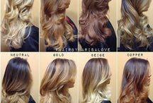 color pelos