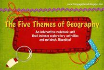 VA Teachers: SOCIAL STUDIES - Geography