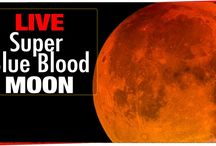 ECLIPSE MOON SUPER NEW CHANGE OF 150 YEAR