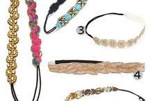 Beads - headbands