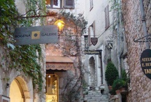 La Provence / Places, nature, architecture, handicraft and food from Provence.