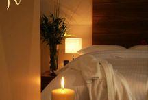 Romantic boudoir