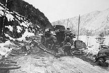 Bilder av  2. verdenskrig i Norge / bilder av krigen i norge