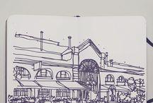 Ilustrações Choer 51B / Ilustrações dos Arquitetos Samuel Mancini Choer e André Mancini Choer