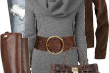 Estilos invierno / Ideas para vestir en invierno