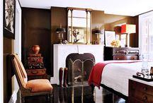 Bedroom / by Becky Bratt