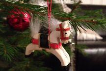 Interiør jul / Koselig å pynte til jul, men det skal jo passe inn også!
