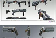 Оружие из игр
