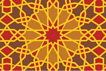Arabesque/geometric