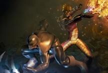 Marvel Team Ups SuperVillans