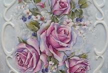 Rococo Style Designs / Royal Rococo Paintings