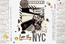 Let's Do This: Scrapbook Circle April 2015 Kit / by Scrapbook Circle