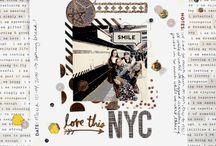 Let's Do This: Scrapbook Circle April 2015 Kit