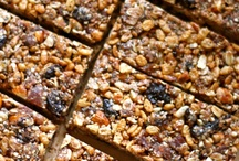 Energy Bars / by Jessica Whitfield