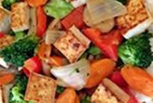 Vegetarian Mains / Vegetable-based proteins for all your Meatless Mondays!