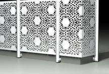 Lace Balustrades and Handrails