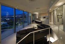 view  眺望 / 窓から見える景色を借景に暮らす。