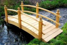Stream Bridges . . . / by Back Yard Ideas