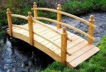 Stream Bridges . . . / by Back Yard Ideas