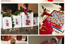 Kringle the Elf Ideas -- Elf on a Shelf