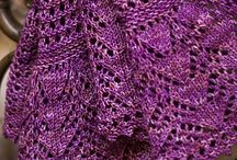 Shawls / Knitted and Crocheted  / by Nilgün Handley