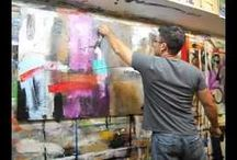 schilderen youtube