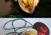 adornos reciclados