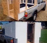 Camper for trailer