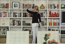 tv book shelves