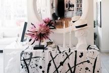 Black e white party