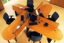 Office Furniture / Office Chair, Office Table, Office Partition, dan segala macam kebutuhan furniture kantor ada disini..