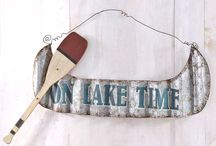 Lake House Decor and Furnishings / All the fishing decor and furnishings you need for your lakehouse is available at americanexpedition.us