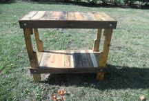 Pallet Uses  / Some crafty ways to re-use your unwanted pallets