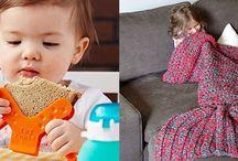 Πρακτικά gadgets για γονείς / Αντιμετωπίστε κάποια από τα καθημερινά, πρακτικά προβλήματα με τα παιδιά... έξυπνα! Δείτε δεκαέξι απίστευτα προϊόντα που θα σας γλυτώσουν από πολύ κόπο.