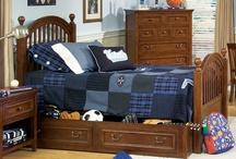 Nuwe huis kinders kamers