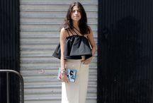 Summer Streetstyle | Looks para el Verano / Ideas para crear looks con estilo effortless-chic para el verano
