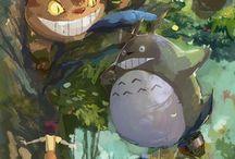 Totoro e co.
