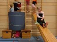 Turnen im Kindergarten