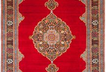 Rugs for Collectors / Persian, Antique and Semi-Antique, collectable one-of-a-kind rugs.
