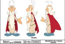 Asterix Getafix Costume / Stay in touch on Facebook! https://www.facebook.com/maskerix/