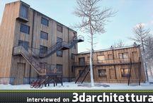 Mohamed Sabry / Mohamed Sabry interviewed for 3darchitettura: render, 3d, CG, design, architecture http://www.3darchitettura.com/mohamed-sabry/